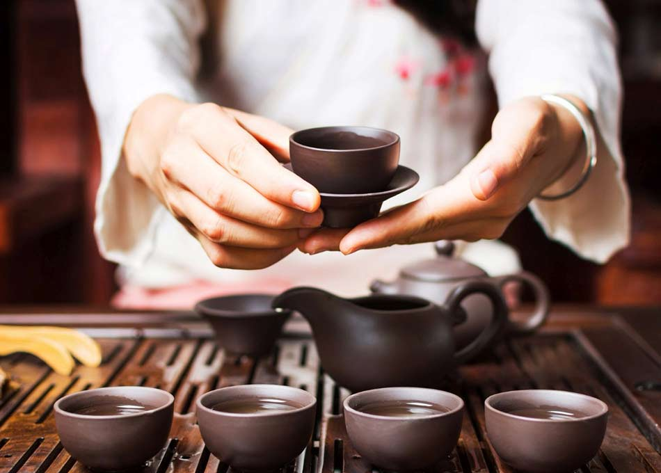 Chinese tea – a traditional recipe for modern day life